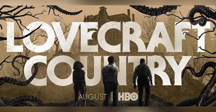 La très graphique affiche promotionnelle de la nouvelle pépite de HBO.