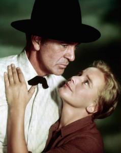 Gary Cooper et Maria Schell dans un des plus beaux films du monde.