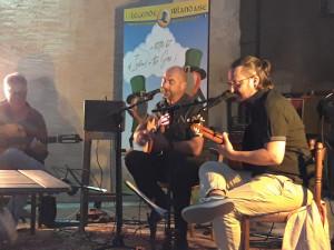 De gauche à droite : Enrique, Pascal et Thomas.